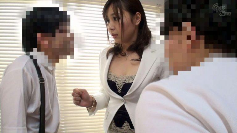 お色気P●A会長と悪ガキ生徒会 小川桃果