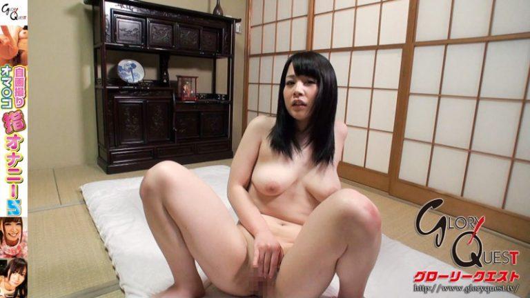 自画撮りオマ●コ指オナニー5