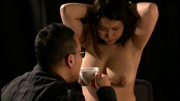 母乳家畜妻 猛乳若妻不貞の天誅 Hカップ搾り尽くし刑 中川理沙
