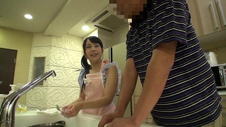 「キス…好きなんだもん……。」 おじさん食堂08 キスだけでパンティが濡れちゃうほど感じやすい奥さんの手料理とセックスが二つの意味でオイシイ。 佳苗るか