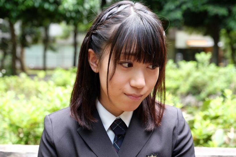 パイパン♪女子校生 身長148cm×ロリ顔×空手師範のAカップ貧乳×芹沢ゆず
