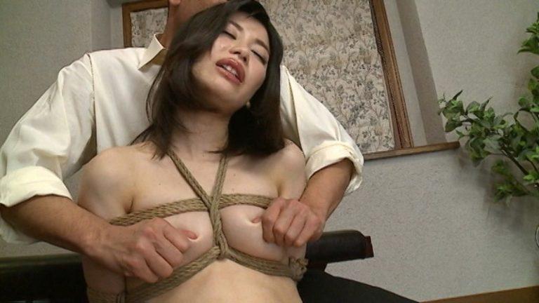 初SM 緊縛に堕ちた人妻令嬢 羽田璃子