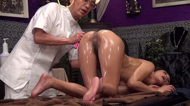 人妻腸内洗浄エステ 2