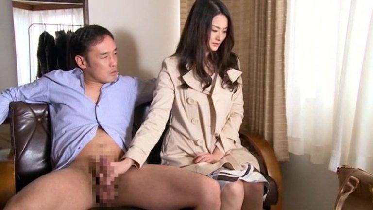 背徳の寝取られ 上司の妻と部下 竹内紗里奈