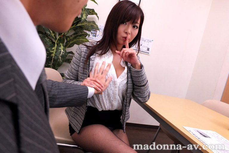女上司の誘惑 KAORI