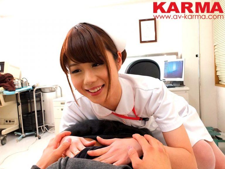 祝!KARMA10周年特別企画 看護婦さんがエロ過ぎて勃起が治まらないッ!