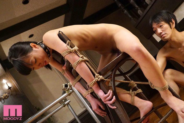 BDSM ハード人体固定×肉便器中出し 千鳥ミリヤ