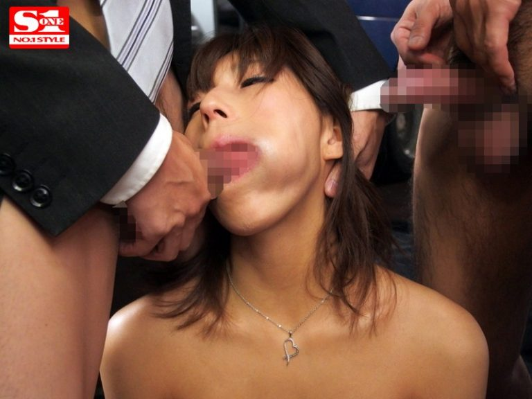 痴漢願望の女 美人巨乳若妻編 星野ナミ